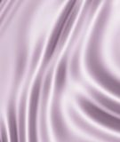 Lilac silk. Delicate smooth lilac silk background with space for text Stock Photo
