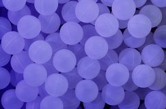 Lilac Spheres Stock Images