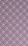 Lilac tapijtwerk. Royalty-vrije Stock Afbeeldingen