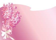 lilac twig διανυσματική απεικόνιση