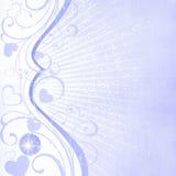 Lilac Valentine Sunshine Royalty Free Stock Photos