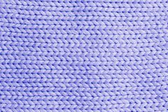 Lilac vertical line knitting fabric texture background or knitte. D pattern background for design. Knitting or knitted. Knitting pattern or knitted pattern for Royalty Free Stock Images
