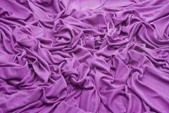 Lilac viscose Royalty-vrije Stock Foto's