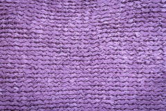 Lilac weave texture Stock Photo