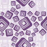 Lilas background from square Royalty Free Stock Images