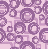 Lilas pattern Stock Photography