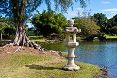 Lili'uokalani Park Royalty Free Stock Image