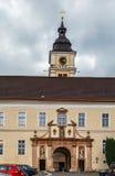 Lilienfeld abbotskloster, Österrike Arkivbilder