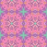 Lilies_seamless3 Lizenzfreie Abbildung