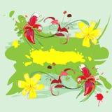 Lilies2 Stockbilder