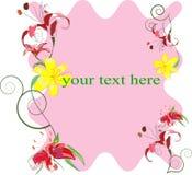 Lilies4 Lizenzfreies Stockfoto