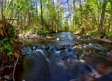 Lillån river at Torup Royalty Free Stock Photos