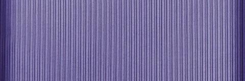 Lill? decorativo del fondo, colore viola, pendenza vignetted struttura a strisce wallpaper Arte Progettazione fotografie stock