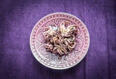 lilla bläckfiskar Royaltyfri Foto