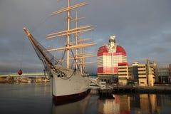 Lilla Bommen, Göteborg Stockfoto