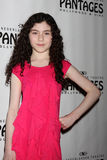 Lilla Crawford arrives at the Opening Night of the Play  Stock Image