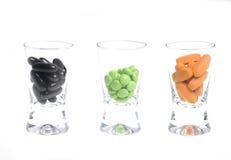 lilla exponeringsglaspills Arkivbild