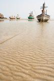 Lilla fiskebåtar Fotografering för Bildbyråer
