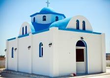 lilla kyrkliga kos Arkivfoto