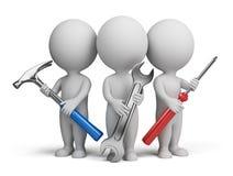 lilla repairers för folk 3d