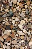 lilla stenar Arkivfoton
