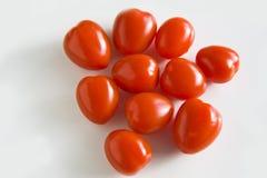 lilla tomater Royaltyfria Foton