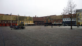 Lilla torg Stock Images