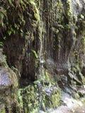 lilla vattenfall Arkivfoton