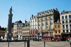 Lille, Francia imagen de archivo