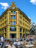 Lille Grensen Square in Oslo, Norway Royalty Free Stock Photos