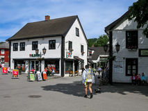 Lillehammer city centre, Norway Stock Images