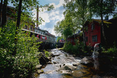 Lillehammer, Noruega imagen de archivo