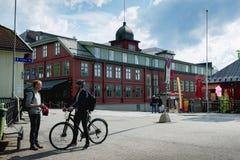 Lillehammer, Noruega fotografía de archivo libre de regalías