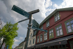 Lillehammer, Norway Stock Images