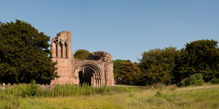 Lilleshall Abbey Royalty Free Stock Images