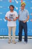Lillo & Greg al Giffoni Film Festival 2015 Royaltyfri Bild