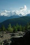 Lillooet Highway 99, British Columbia Canada Stock Photo