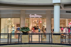 Lilly Pulitzer store at King of Prussia Mall in Pennsylvania Stock Images
