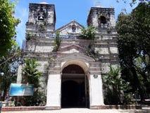 Liloan Cebu старое Chruch Стоковое Изображение RF