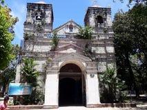 Liloan Cebu старое Chruch Стоковая Фотография