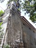 Liloan Cebu Old Chruch. One of the oldest church in cebu. Lilioan is one of the town in cebu Stock Photography
