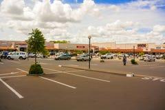 Lilongwe city mall Royalty Free Stock Photos