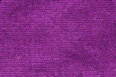 Lilor tvättade matttextur, bakgrund för textur för linnekanfas vit Fotografering för Bildbyråer