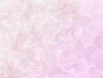 Lily Abstract met Roze en Witte Achtergrond Royalty-vrije Stock Afbeeldingen