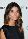 Lily Aldridge Royalty Free Stock Image