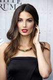 Lily Aldridge Stock Image