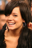 Lily Allen Royalty Free Stock Photos