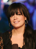 Lily Allen Royalty Free Stock Images