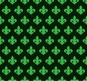Lily_background_green_14 иллюстрация вектора