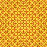 Lily_background_yellow_3 库存图片